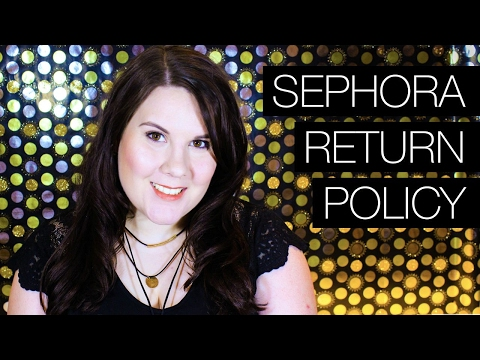 What Can You Return to Sephora? | Return Policy
