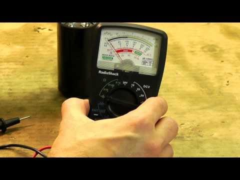 How To Correctly Test A Capacitor On A Motor