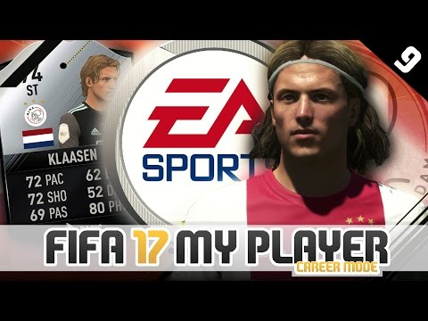 SPONSORSHIP WITH EA SPORTS! | FIFA 17 Career Mode Player w/Storylines | Episode #9