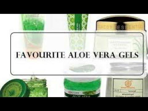 Top 10 aloe vera gel producing brands that really works/affordable ranges/useful aloe vera