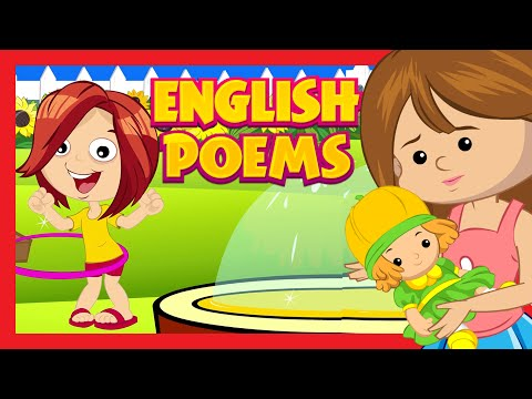 ENGLISH POEMS For KIDS | Nursery Rhymes Collection | Baby Poems In English | Rhymes 2016