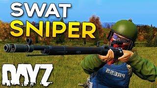 Swat Sniper! My Best Life! - Dayz Standalone