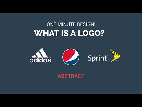 One Minute Design: What is a Logo?
