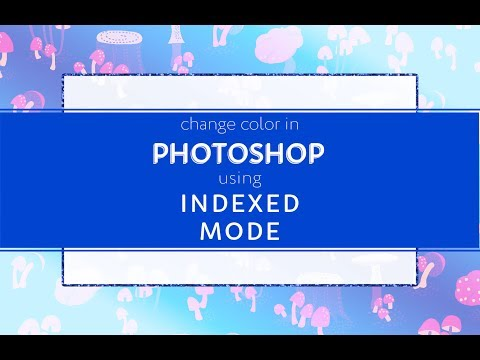 How To: Define and Separate Colors in Photoshop Using Indexed Mode