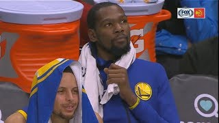 Kevin Durant Gets