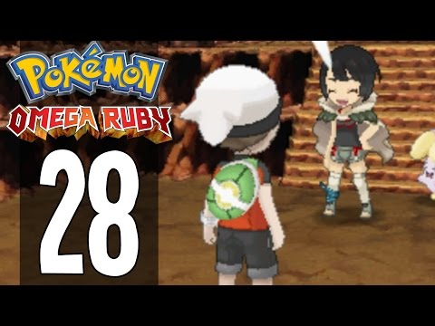 Pokemon Omega Ruby - Part 28 - Delta Episode (Gameplay Walkthrough)