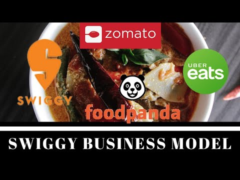 How Swiggy, Foodpanda, Uber eats earn money ? | Swiggy Business Model