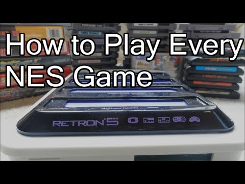 How to play every NES game
