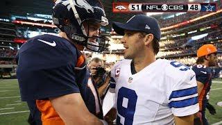 Broncos @ Cowboys 2013: A Shootout To Remember