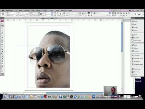 InDesign #3 - Editing Images