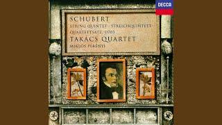 Schubert String Quintet In C Major D 956  3 Scherzo Presto  Trio Andante Sostenuto