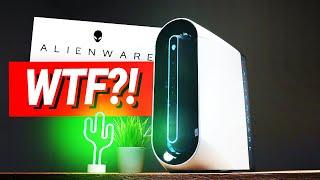 Was kann der ALIENWARE AURORA Gaming PC?!