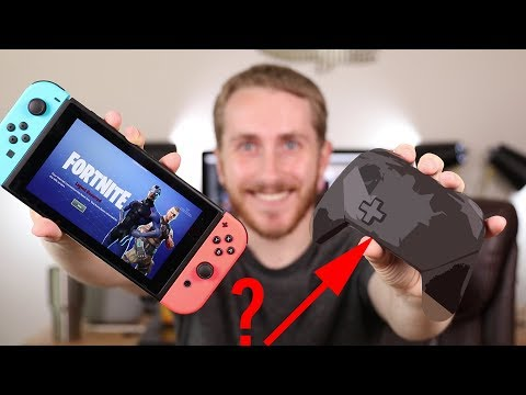 The Key to Dominating on Fortnite for Nintendo Switch