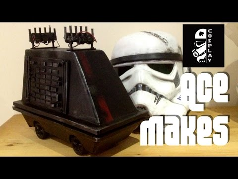 Star Wars Mouse Droid Build - Ace Makes