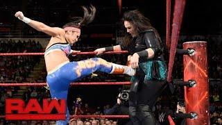 Bayley vs. Nia Jax: Raw, March 13, 2017