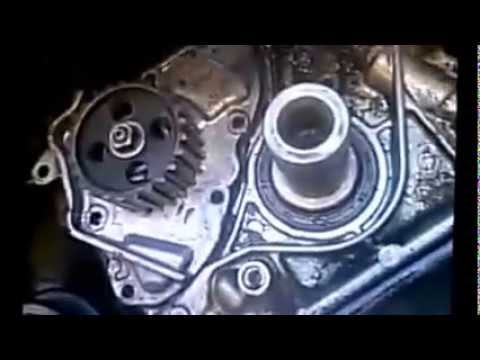 Toyota Camry 5sfe Timing Belt & OIL PUMP replacement