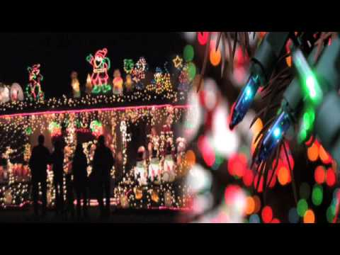 Holliday Lights Extravaganza!  ... in Florida?