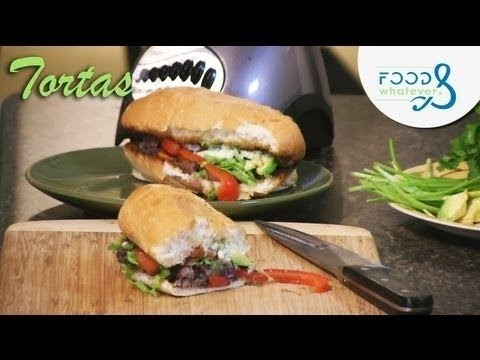 TORTAS (Mexican Sub Sandwich)  - Food & Whatever (Season 2 | Episode 03)