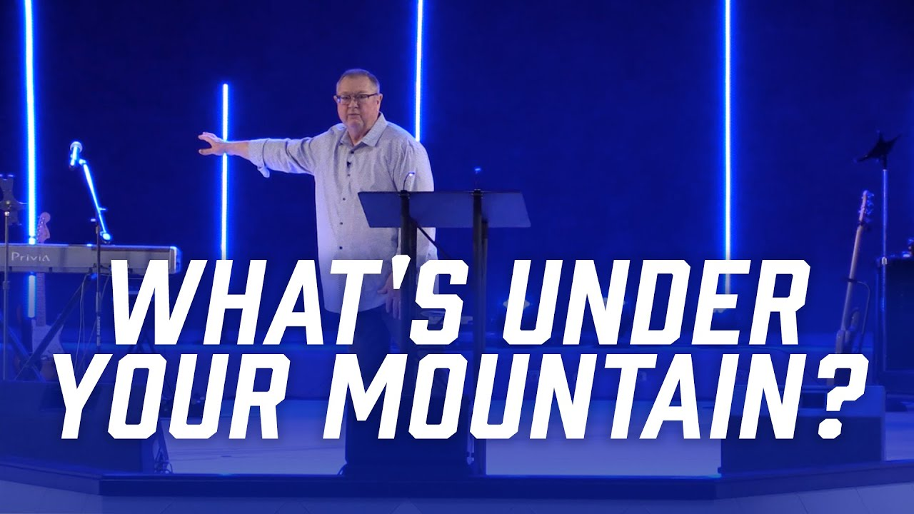 What's Under Your Mountain? | Tim Sheets