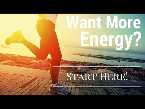 What Can I Do To Get More Energy - This Is Crazy