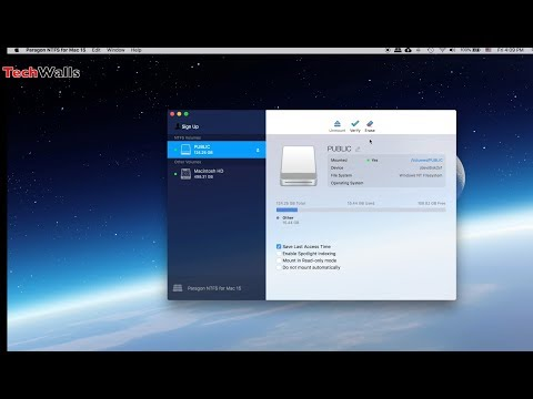 How to Transfer Files to NTFS Drives on Mac