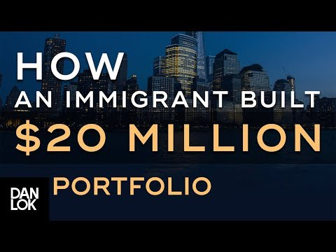 How An Immigrant Built A $20 Million Real Estate Portfolio - How to Invest Like a Millionaire Ep. 6