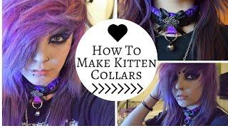 How To Make Kitten Collars