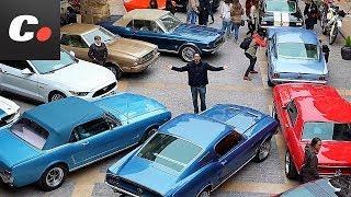 Ford Mustang | Cabalgada Mustang Club De España | Coches Clásicos | Coches.net