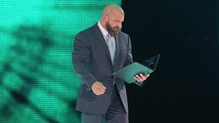 WWE BREAKING NEWS Triple H NEW SmackDown LIVE General Manager WWE 2017