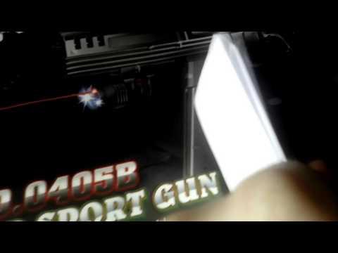 AIR SPORT GUN 6мм за 900руб.