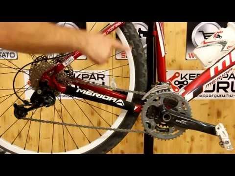 Használt kerékpár vásárlásnál mire figyelj? Varga Öcsi megmondja! :)