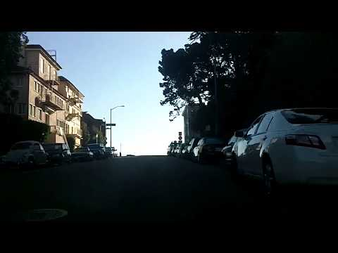 Waymo Archives, 2009 - A self-driving trip down Lombard St, SF
