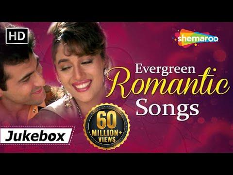 90's romantic songs {hd} | bollywood superhit love songs video.
