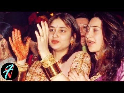 Karishma Kapoor REAL LIFE CLICKS with Family