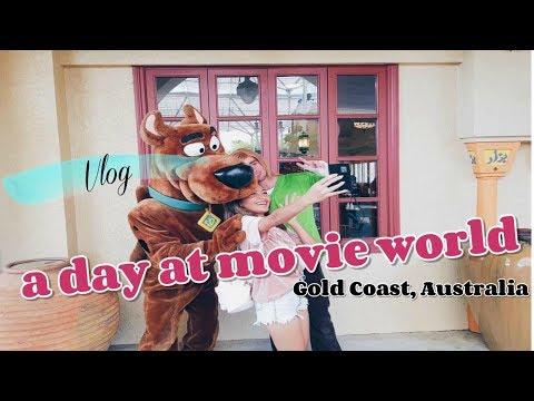 MOVIE WORLD, GOLD COAST AUSTRALIA   CelineDiaries