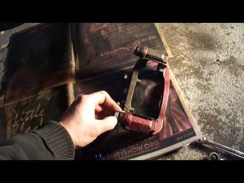 2001 Chevy Blazer Extreme, Brake Repair Process Part 5