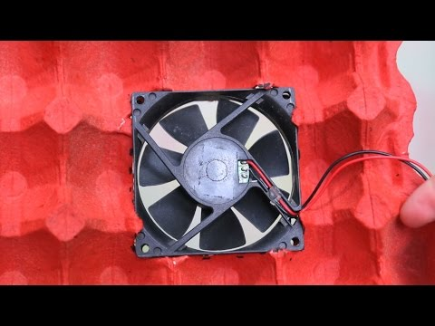 How to Make a Cooling Pad for Laptop   DIY