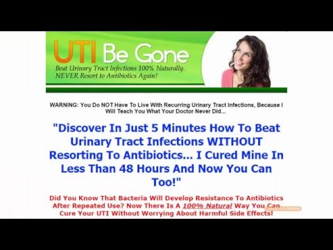 Home Treatments for UTI (Urinary Tract Infection)