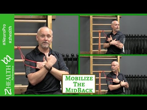 Strengthen and Mobilize the Midback