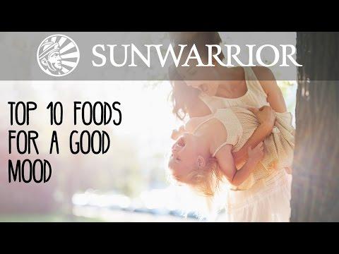 Top 10 Foods for a Good Mood | Jason Wrobel