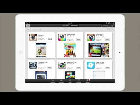 How to Download Instagram on an iPad : Tech Yeah!