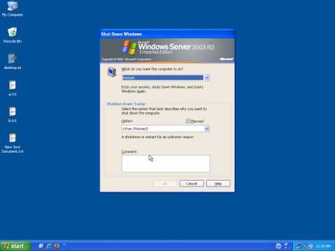 Changing Windows xp/2003 Boot Screen without any SOFTWARE Must watch :-)