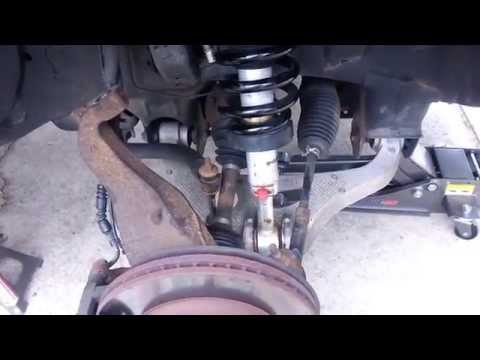 Upper Control Arm Replacement Ford F150 4WD