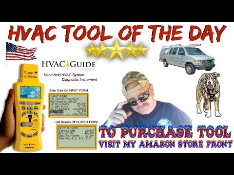 HVAC Guide HG1 /HVAC Tool of the Day