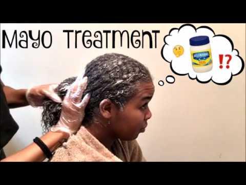 Mayo Hair Treatment