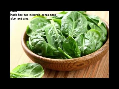 diet for broken bones for fast healing
