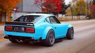 You're In Over Your Head - 240z Finale