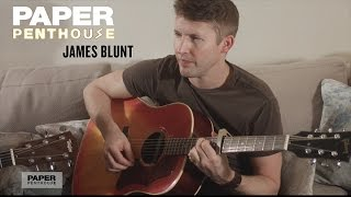 "PAPER Penthouse: James Blunt sings ""You"