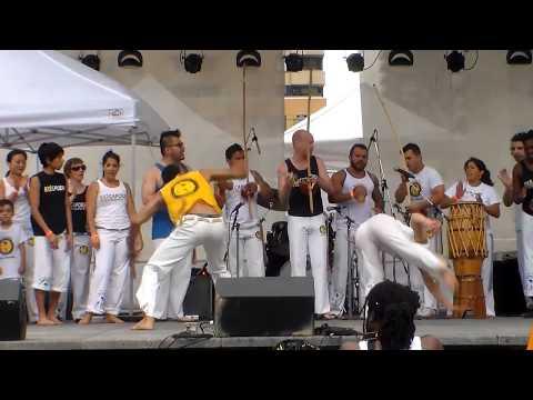 Axé Capoeira Toronto Demo