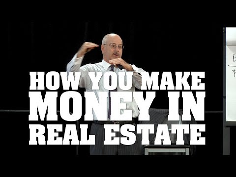 How You Make Money in Real Estate